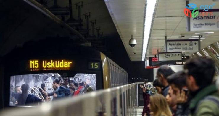 İstanbul'da, 24 saat ulaşım dönemi başladı