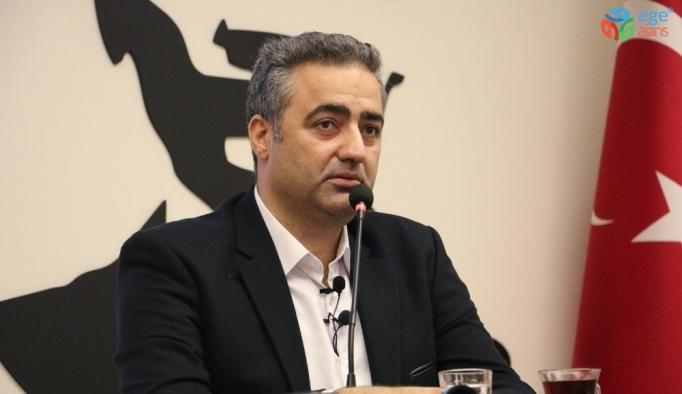 """""""1 Kitap 1 Yazar""""ın konuğu Yazar Gardiyanoğlu oldu"""