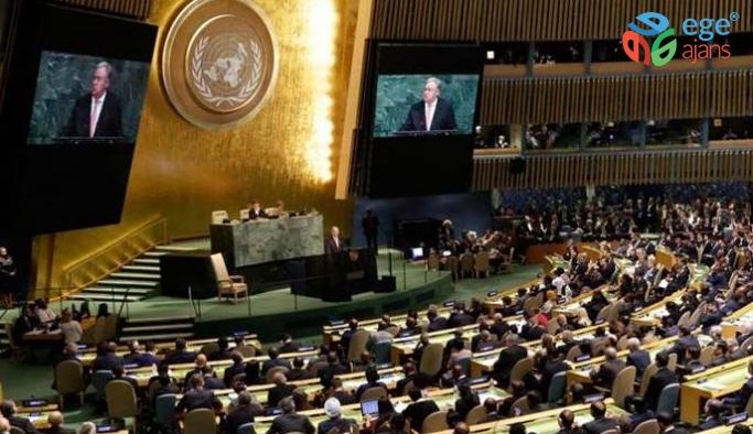 Almanya, İngiltere ve Fransa'dan BM'ye acil toplantı çağrısı