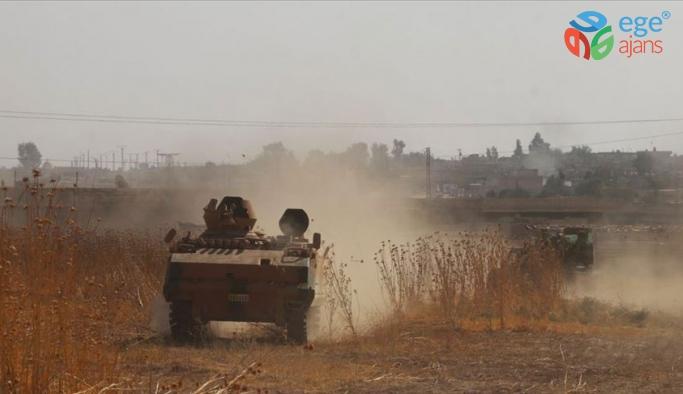 Barış Pınarı Harekatı'nda 174 terörist etkisiz hale getirildi
