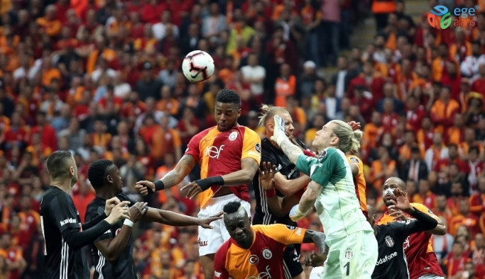 Beşiktaş ile Galatasaray 346. randevuda