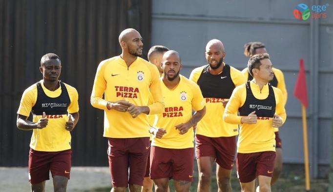 Galatasaray'da Falcao antrenmana çıktı