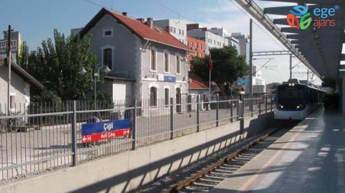 İzban istasyonlarına seyyar wc kurulacak