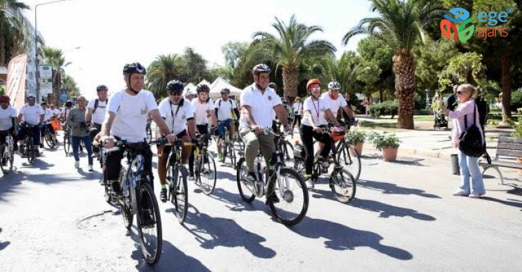 İzmir'in ilk Bisiklet Festivali Karşıyaka'da gerçekleşecek
