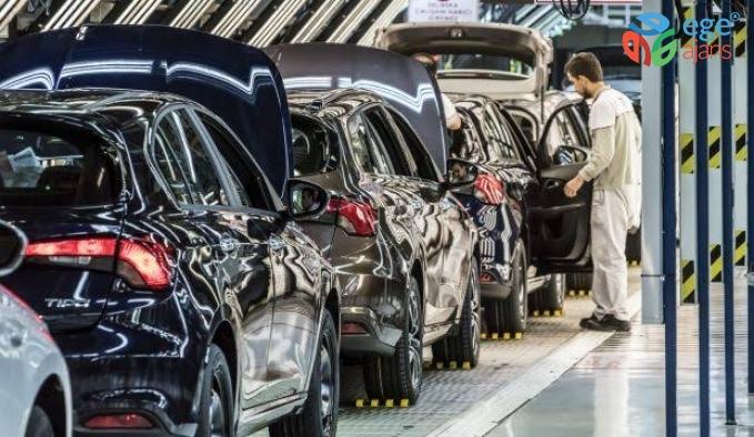 Otomotivde AB'ye ihracat eylül ayında yüzde 5 geriledi
