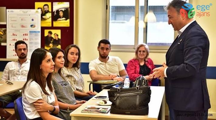 Üniversite öğrencileri Bornova için proje üretecek