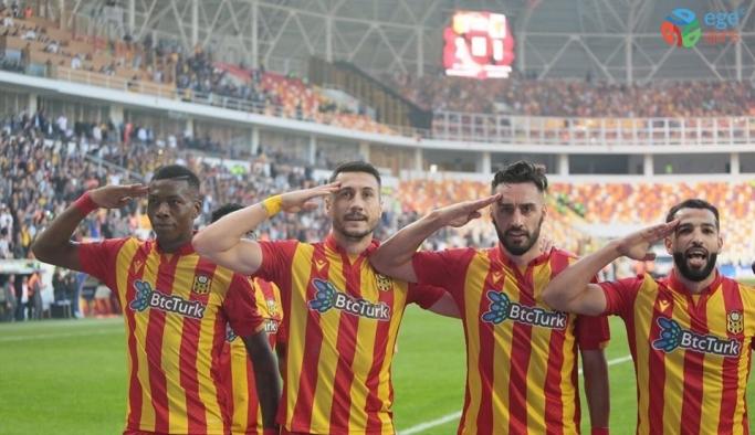 Yeni Malatyaspor ligin en golcü takımı