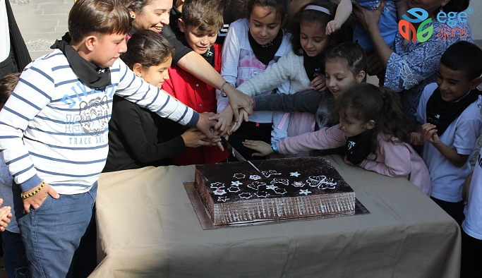 Ege Çölyak'la Yaşam Derneği etkinliği düzenlendi