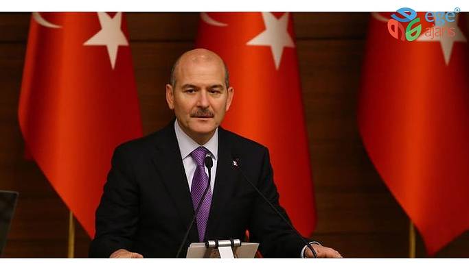 """İçişleri Bakanı Soylu: """"DEAŞ'lıları ister vatandaşlıktan çıkarsınlar ister çıkarmasınlar göndereceğiz"""""""