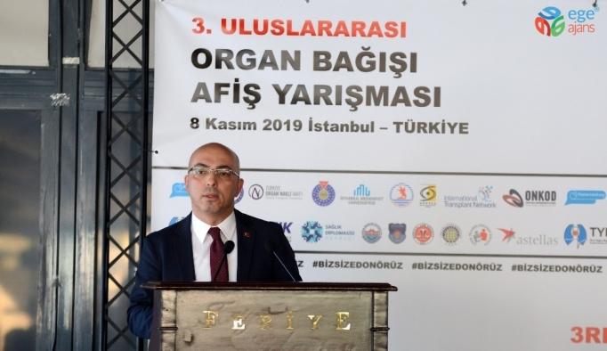 Organ bağışına sanatın gücüyle uluslararası farkındalık