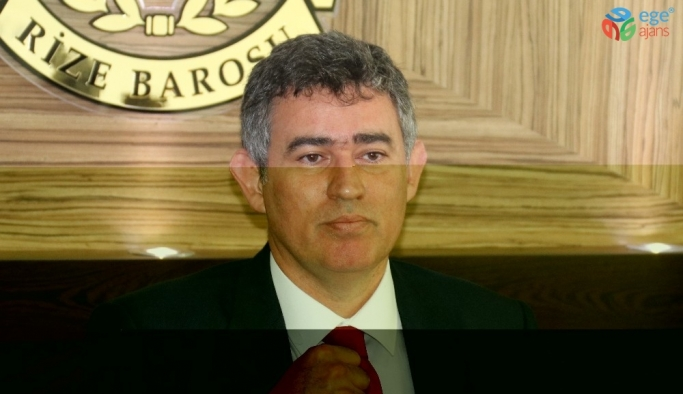 """Türkiye Barolar Birliği Başkanı Feyzioğlu: """"Suriye anayasasının yazılımında Suriyeli avukatlara biz de katkıda bulunmak isteriz"""""""