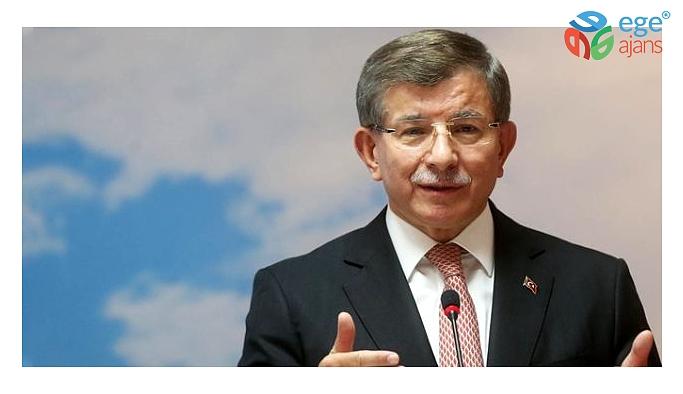 AK Parti'den ayrılan Ahmet Davutoğlu, yeni partisini 16 Aralık'ta ilan edecek