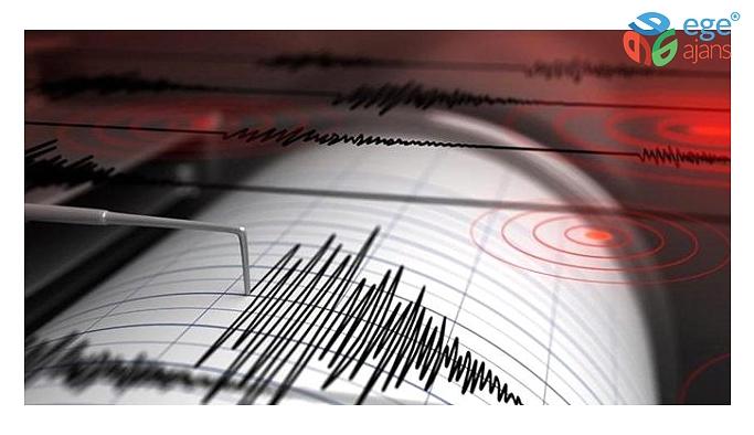 Balıkesir'de 3,6 büyüklüğünde bir deprem daha oldu!