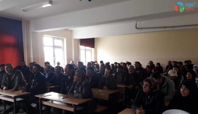 Çavdarhisar'da ''Sürü yönetimi elemanı'' kursu sona erdi