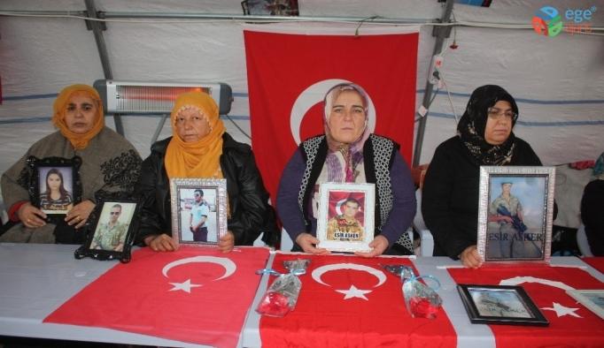 HDP önündeki ailelerin evlat nöbeti 92'nci gününde devam ediyor