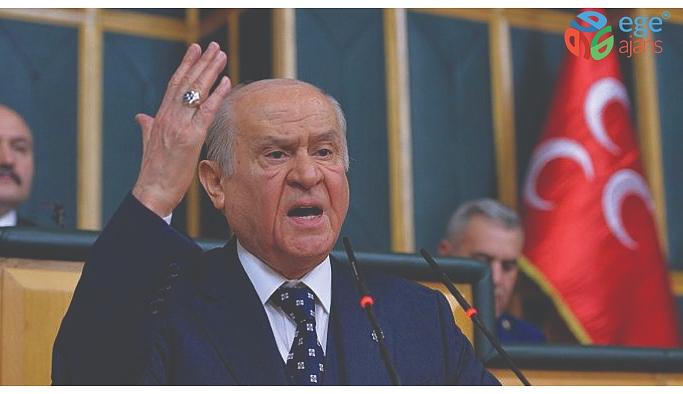 MHP'den Bahçeli'yi hedef alan yorumlara sert çıkış: