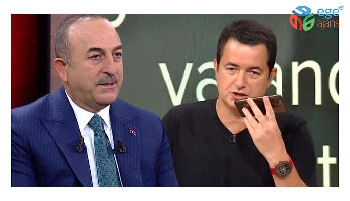 Bakan Çavuşoğlu, depremzedeler için bir maaşını bağışladı