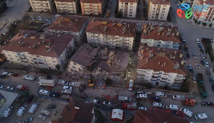 Elazığ'da 6.8 büyüklüğünde deprem: 20 kişi hayatını kaybetti, bin 15 kişi yaralandı