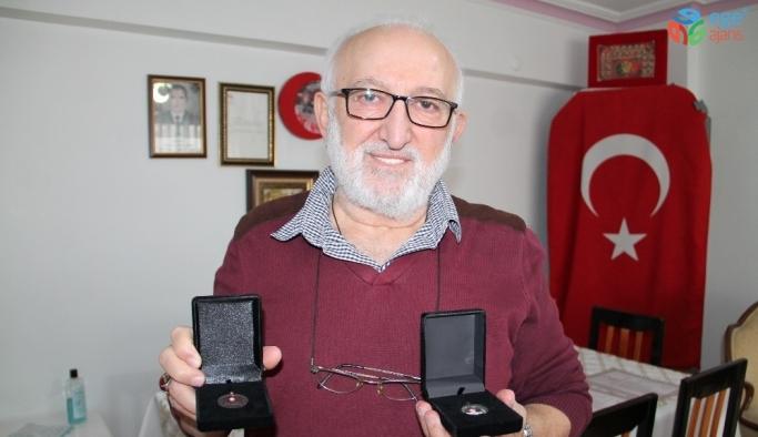 En 'baba' kan bağışçısı