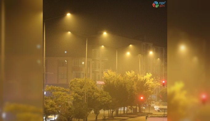 Iğdır'da hava kirliliği ulusal sınır değerlerin üzerinde