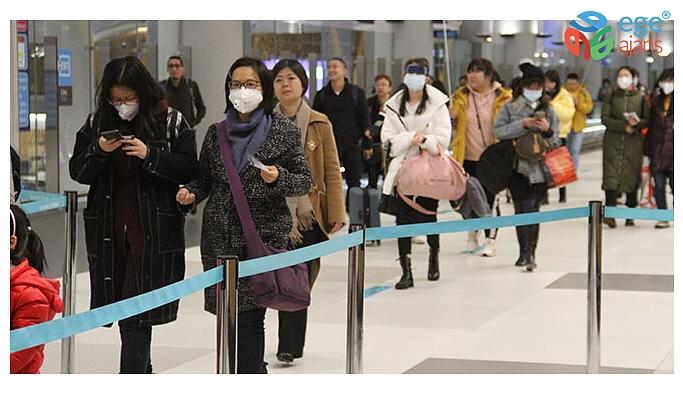 Korona virüsü Japonya'da yayılıyor