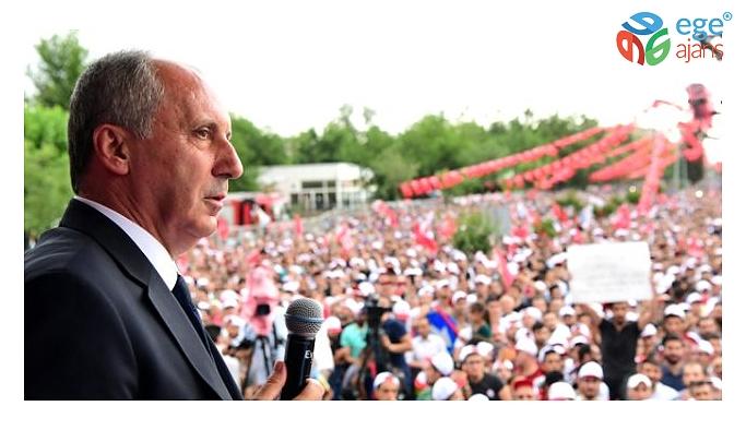 Muharrem İnce, seçim öncesinde Erdoğan'a sarf ettiği sözler yüzünden tazminat ödeyecek