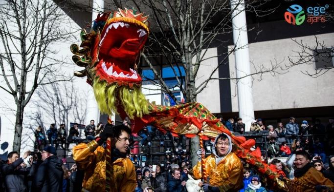 Paris'te Çin yeni yıl etkinliği iptal edildi