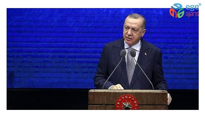 Son dakika: Cumhurbaşkanı Erdoğan: 2023 yürüyüşümüz pek çok kesimi rahatsız etmiştir