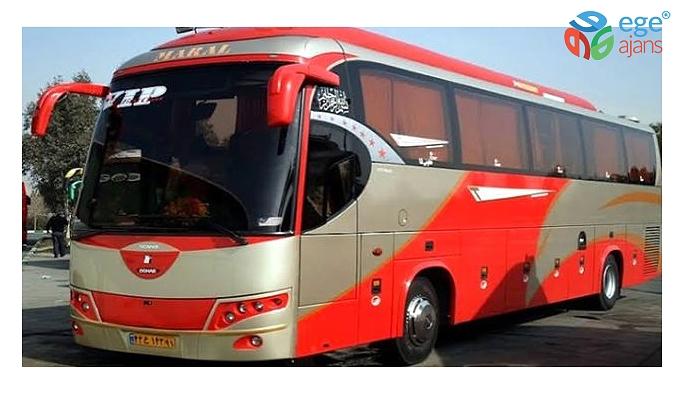 Son dakika: İran'da otobüs devrildi: 20 kişi öldü, 23 kişi yaralandı
