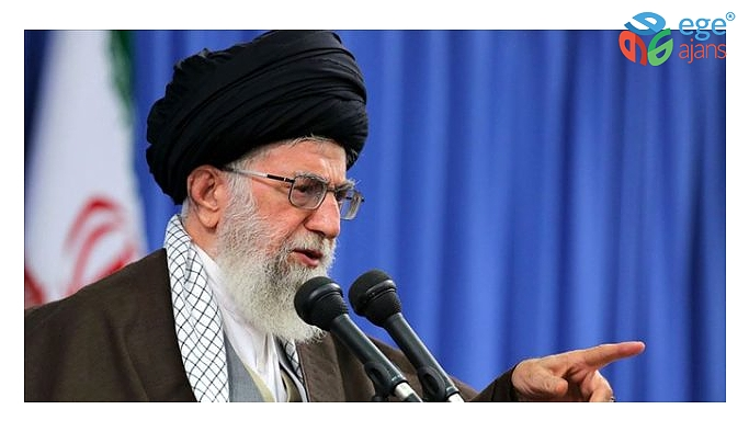 Son dakika: İran'ın ABD üssünü vurmasının ardından Dini Lider Hamaney'den ilk açıklama