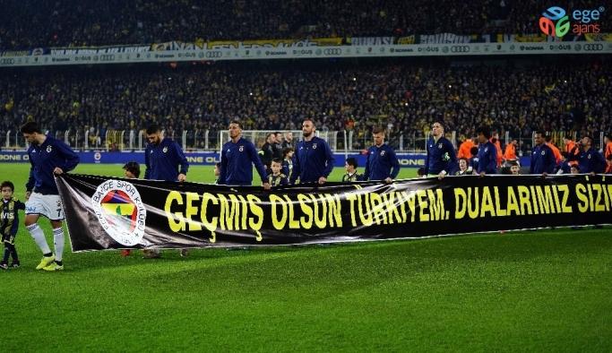 Süper Lig: Fenerbahçe: 0 - Medipol Başakşehir: 0 (Maç devam ediyor)