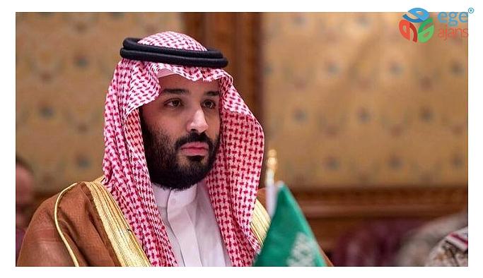 Suudi Arabistan, ABD üslerine yaptığı saldırı gerekçesiyle İran'ı mesaj yoluyla kınadı