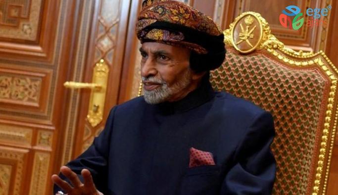 Umman Sultanı 79 yaşında öldü