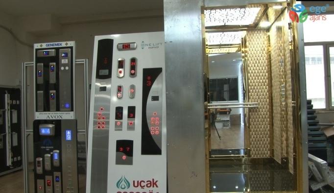 Yerli asansöre Çin'den haksız rekabet