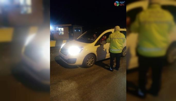 Zonguldak Emniyeti'nden alkollü sürücülere geçit yok