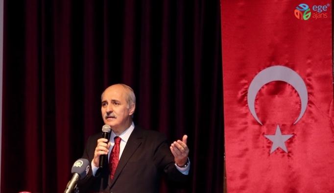 """AK Parti Genel Başkanvekili Kurtulmuş: """"İskilipli Atıf Hoca siyasi tartışmaların tarafı olmamalıdır"""""""