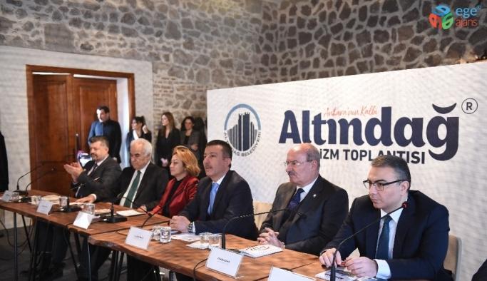 """""""Ankara'nın Kalbi Altındağ'da Turizm"""" toplantısı"""