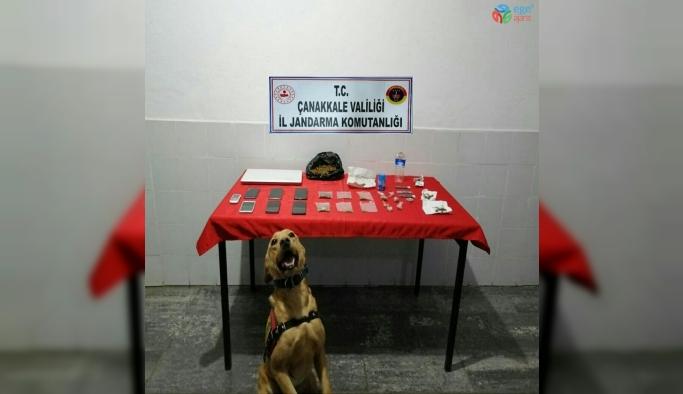 Çanakkale'de uyuşturucu operasyonu: 7 gözaltı