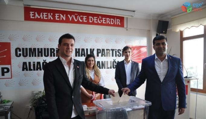 CHP Aliağa Gençlik Kollarında Ahmet Orhan dönemi