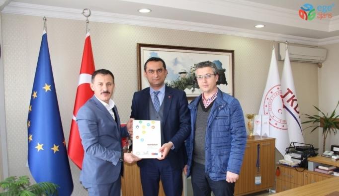 Damızlık Sığır Yetiştiricileri Birliği'nin projesine TKDK'dan hibe desteği