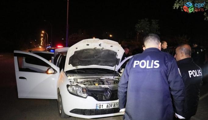 Ehliyetsiz sürücü polisten 5 kilometre kaçabildi