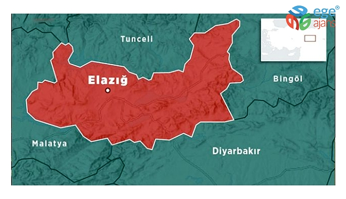 Elazığ'da 4.5 ve 4.2 büyüklüğünde iki deprem