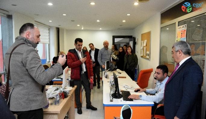 İzmit'ten Muratpaşa'ya inceleme heyeti gezisi