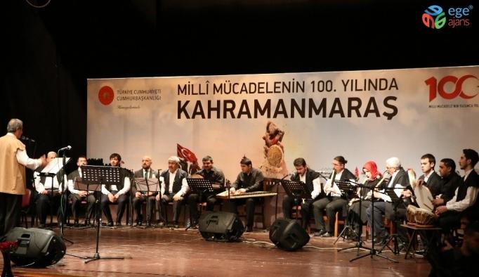 Kahramanmaraş Büyükşehir Belediyesinden tasavvuf musikisi konseri