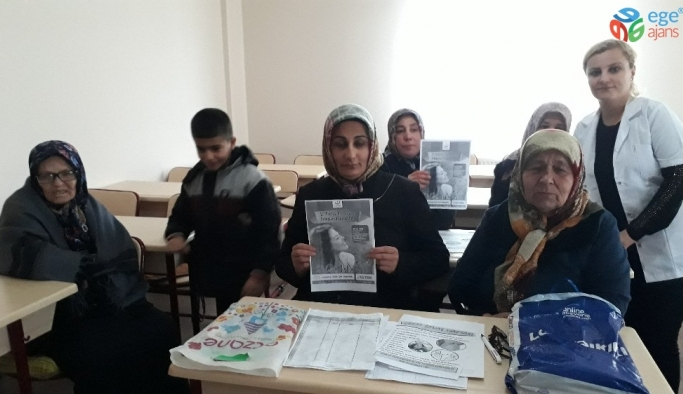 """Kırıkkale'de """"Her Anne Bir Dünya"""" projesi"""