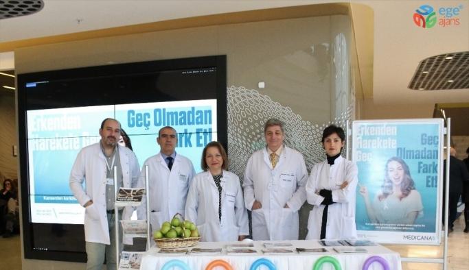 Onkoloji doktorları kansere dikkat çekti