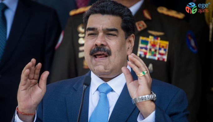 ABD, Maduro'nun başına 15 milyon Dolar ödül koydu