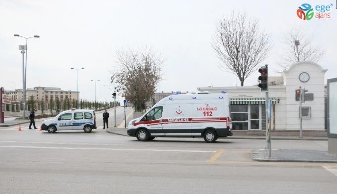 Ankara'da umre yolcularının karantinaya alınma süreci sürüyor