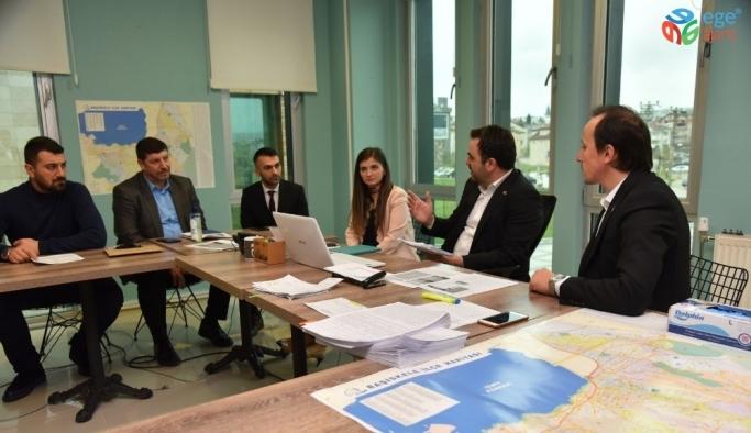 Başiskele Belediyesi korona virüse karşı kriz merkezi kurdu