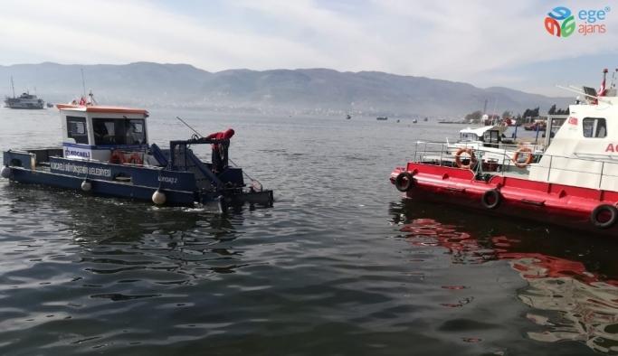 Deniz kirliliği için ortak mücadele